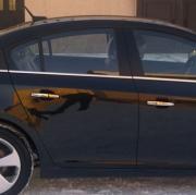 Хром на ручки для Chevrolet Cruze (2009 - ...)