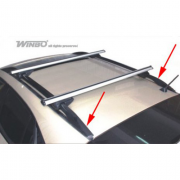Багажник на крышу для Toyota Fortuner (2005 - ...)