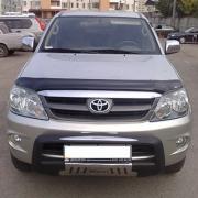 Кенгурятник полиуретановый для Toyota Fortuner (2005 - ...)