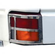 Хром на задние фонари для Volkswagen Transporter T4 (92 - 2003)