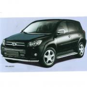 Дуга переднего бампера для Toyota RAV4 (2006 - 2012)