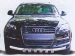 Дуга переднего бампера для Audi Q7 (2006 - 2015)