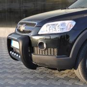 Кенгурятник (низкий) для Chevrolet Captiva (2006 - ...)