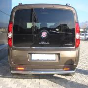 Дуга заднего бампера для Fiat Doblo (2010 - ...)