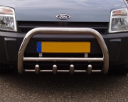 Кенгурятник для Ford Connect (2002 - 2009)