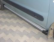 Боковые пороги для Renault Kangoo (2003 - 2008)
