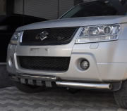 Кенгурятник (УС) для Suzuki Grand Vitara (2005 - ...)
