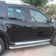 Боковые пороги для Renault Duster (2010 - ...)