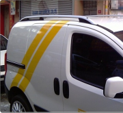 Рейлинги для Fiat Fiorino (2008 - ...)