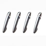 Хром накладки на ручки дверей для Mazda 6 (2008 - 2013)