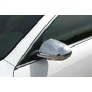 Хром на зеркала для Mazda 6 (2008 - 2013)