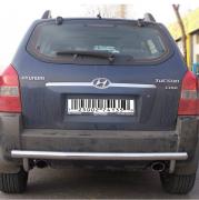 Задняя дуга для Hyundai Tucson (2004 - 2014)
