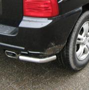 Углы одинарные для Hyundai Tucson (2004 - 2014)