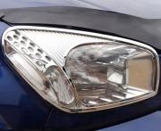 Хром фар для Toyota RAV4 (2001 - 2005)