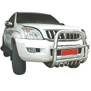 Кенгурятник для Toyota Prado 120 (2003 - 2008)
