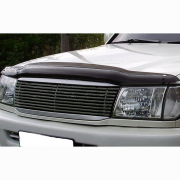 Дефлектор капота (мухобойка) для Toyota Land Cruiser 100 (98 - 2006)