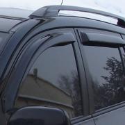 Дефлекторы дверей (ветровики) для Toyota RAV4 (2006 - 2012)