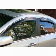 Ветровики (дефлекторы дверей) для Honda Accord Europe (2008 - ...)