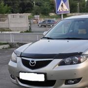 Мухобойка для Mazda 3 (2003 - 2008)