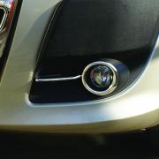 Хром на противотуманки для Fiat Doblo (2010 - ...)