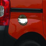Хром на люк бензобака для Fiat Fiorino (2008 - ...)