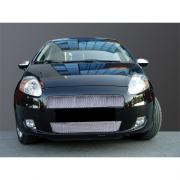 Хром на решетку радиатора для Fiat Grande Punto (2006 - ...)