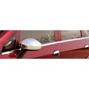 Нижние молдинги стекол для Fiat Grande Punto (2006 - ...)