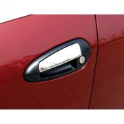Хром на ручки дверей для Fiat Grande Punto (2006 - ...)