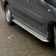 Боковые пороги для Fiat Scudo (2007 - ...)