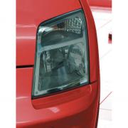 Хром на передние фары для Ford Connect (2009 - 2014)