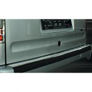 Накладка на задний бампер для Ford Connect (2009 - 2014)