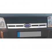 Накладка на решетку радиатора (2006-2009) для Ford Connect (2002 - 2009)
