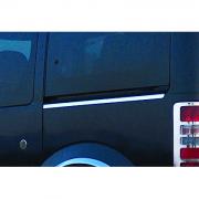 Молдинг под сдвижную дверь (длин. база) для Ford Connect (2009 - 2014)