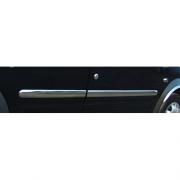 Молдинги дверей (длинная база) для Ford Connect (2009 - 2014)