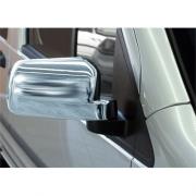 Хром на зеркала для Ford Connect (2009 - 2014)