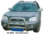 Кенгурятник для Hyundai Santa Fe (2002 - 2005)