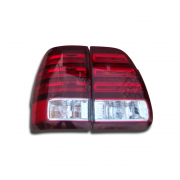 Фонари задние (светлые) для Lexus LX470 (98 - 2007)