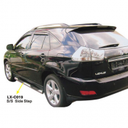 Боковые пороги (трубы) для Lexus RX-300-350 (2003 - 2009)