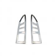 Хром задних фонарей для Peugeot Partner Tepee (2008 - ...)