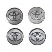 Заглушки в диски для Toyota Corolla (2002 - 2007)
