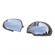 Хром на зеркала для Kia Cerato (2005 - 2009)