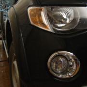Фары противотуманные с диодами для Mitsubishi L200 (2006 - 2015)