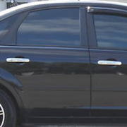 Хром на ручки для Ford Focus (2005 - 2010)