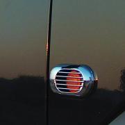 Окантовка на повторители поворотов для Fiat Fiorino (2008 - ...)