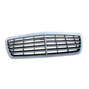 Решетка радиатора (Elegance, 2000-2002) для Mercedes W210 (1995 - 2002)