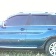 Нижние молдинги окон для BMW X5 E53 (1999 - 2006)
