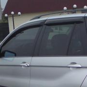 Ветровики для BMW X5 E53 (1999 - 2006)