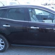 Хром накладки на ручки дверей для Mazda CX-7 (2006 - 2012)