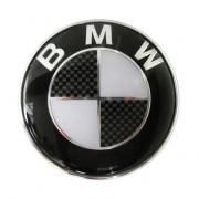 Эмблема BMW (карбон) для BMW 3-серия E46 (98 - 2005)