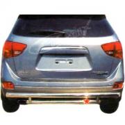 Дуга заднего бампера (двойная) для Hyundai Veracruz (2007-...)